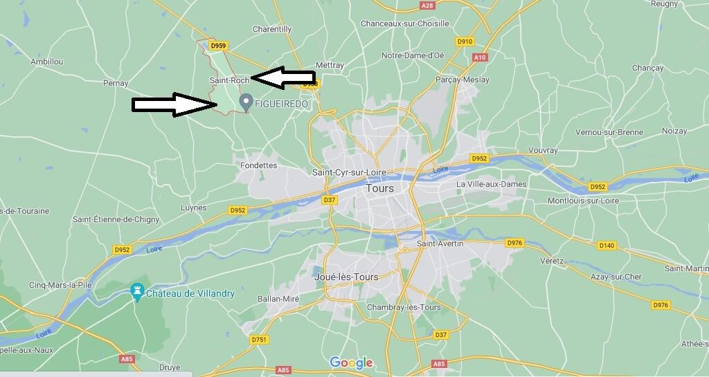 Où se trouve Saint-Roch