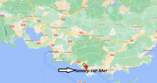 Où se trouve Sanary-sur-Mer