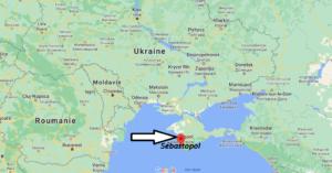 Où se trouve Sébastopol