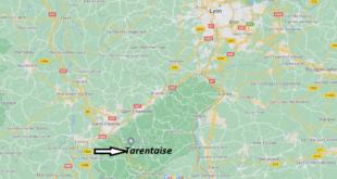 Où se trouve Tarentaise