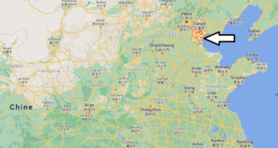 Où se trouve Tianjin