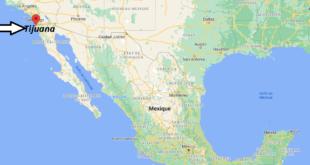 Où se trouve Tijuana