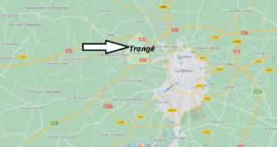 Où se trouve Trangé