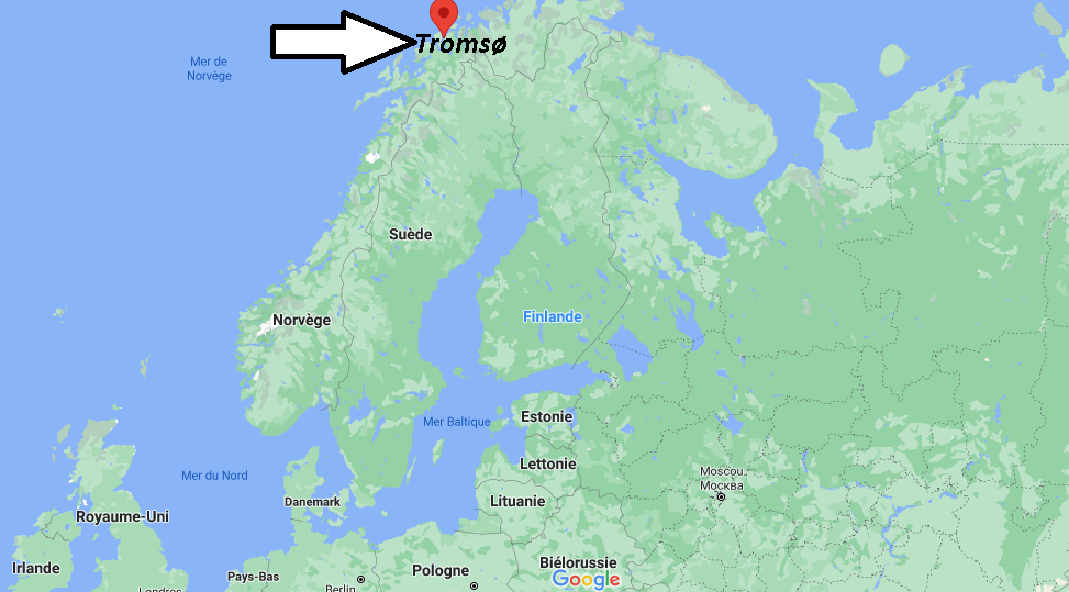 Où se trouve Tromsø