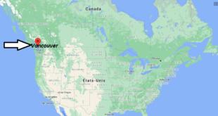Où se trouve Vancouver
