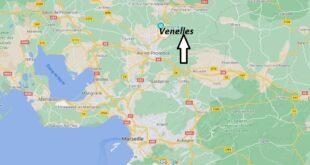 Où se trouve Venelles