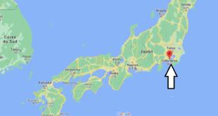 Où se trouve Yokohama