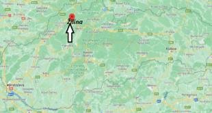 Où se trouve Žilina