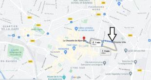 Où se trouve la chouette de Dijon