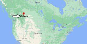 Où se trouve la ville de Calgary au Canada