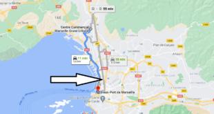 Où se trouve le Vieux Port