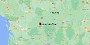 Dans quelle région se trouve Bonnac-la-Côte