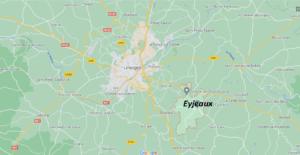 Dans quelle région se trouve Eyjeaux