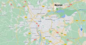 Dans quelle région se trouve Neyron
