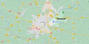 Dans quelle région se trouve Panazol