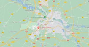 Dans quelle région se trouve Pont-de-Metz