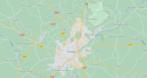 Dans quelle région se trouve Rilhac-Rancon