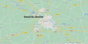 Où se situe Dreuil-lès-Amiens (Code postal 80470)