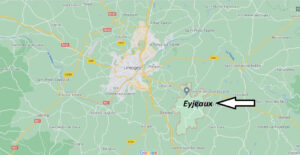 Où se situe Eyjeaux (Code postal 87220)