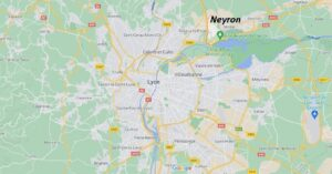 Où se situe Neyron (Code postal 01700)