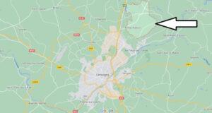 Où se situe Rilhac-Rancon (Code postal 87570)