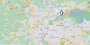 Où se situe Rillieux-la-Pape (Code postal 69140)