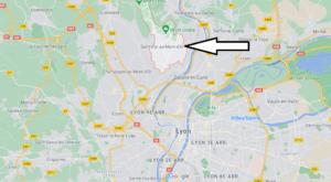 Où se situe Saint-Cyr-au-Mont-d-Or (Code postal 69450)