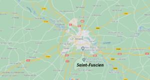 Où se situe Saint-Fuscien (Code postal 80680)