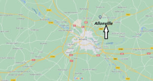 Où se trouve Allonville