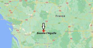 Où se trouve Bosmie-l-Aiguille