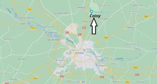 Où se trouve Coisy