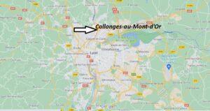 Où se trouve Collonges-au-Mont-d-Or