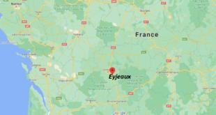 Où se trouve Eyjeaux