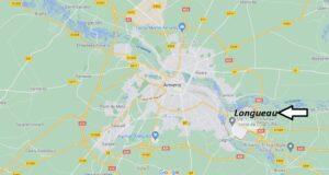 Où se trouve Longueau