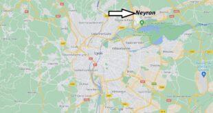 Où se trouve Neyron