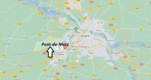 Où se trouve Pont-de-Metz