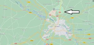 Où se trouve Poulainville