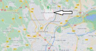 Où se trouve Saint-Cyr-au-Mont-d-Or