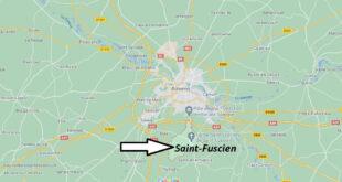 Où se trouve Saint-Fuscien