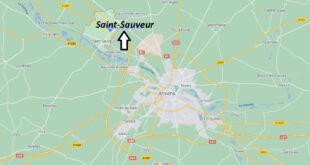 Où se trouve Saint-Sauveur
