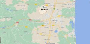 Dans quelle région se trouve Baixas