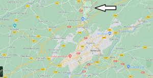 Dans quelle région se trouve Châtillon-le-Duc
