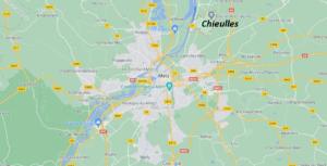 Dans quelle région se trouve Chieulles