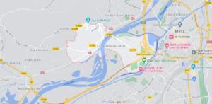 Dans quelle région se trouve Longeville-lès-Metz