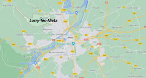 Dans quelle région se trouve Lorry-lès-Metz