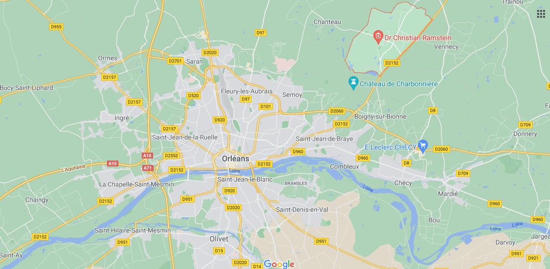 Dans quelle région se trouve Marigny-les-Usages