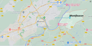 Dans quelle région se trouve Montfaucon