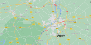 Dans quelle région se trouve Pouilly