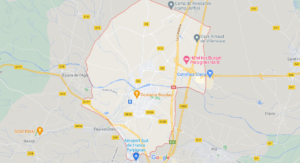 Dans quelle région se trouve Rivesaltes