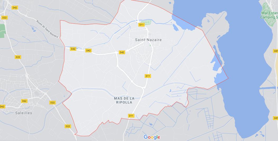 Dans quelle région se trouve Saint-Nazaire